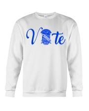 Vote Crewneck Sweatshirt thumbnail