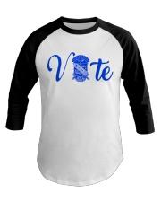 Vote Baseball Tee thumbnail
