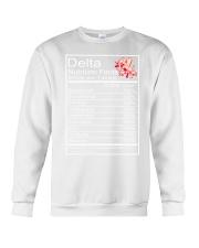 DST Facts Crewneck Sweatshirt thumbnail