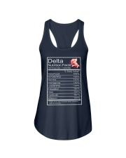 DST Facts Ladies Flowy Tank thumbnail