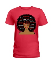 DST Woman Ladies T-Shirt front