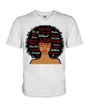 DST Woman V-Neck T-Shirt thumbnail