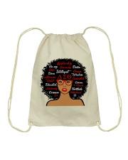 DST Woman Drawstring Bag thumbnail