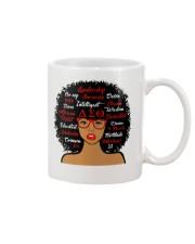 DST Woman Mug thumbnail