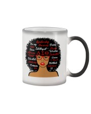 DST Woman Color Changing Mug thumbnail