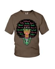 Woman Youth T-Shirt thumbnail