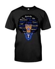 Zeta woman Classic T-Shirt thumbnail