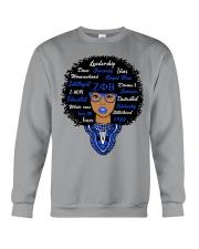 Zeta woman Crewneck Sweatshirt thumbnail