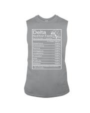 Facts Sleeveless Tee thumbnail
