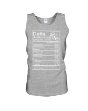 Facts Unisex Tank thumbnail