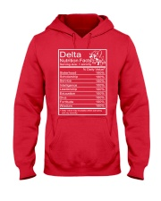 Facts Hooded Sweatshirt thumbnail