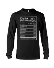 Facts Long Sleeve Tee thumbnail