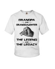 Grandpa - Granddaughter Youth T-Shirt thumbnail