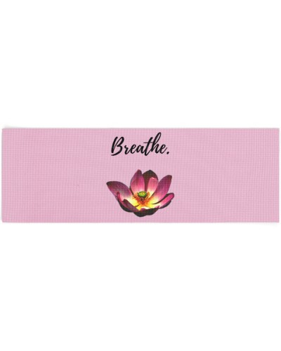 Yoga and Meditation Inspired Design Breathe
