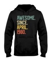 1980 Hooded Sweatshirt thumbnail