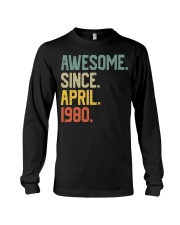1980 Long Sleeve Tee thumbnail