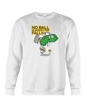 Pickleball t shirt- No Ball is worth the Fall Crewneck Sweatshirt thumbnail