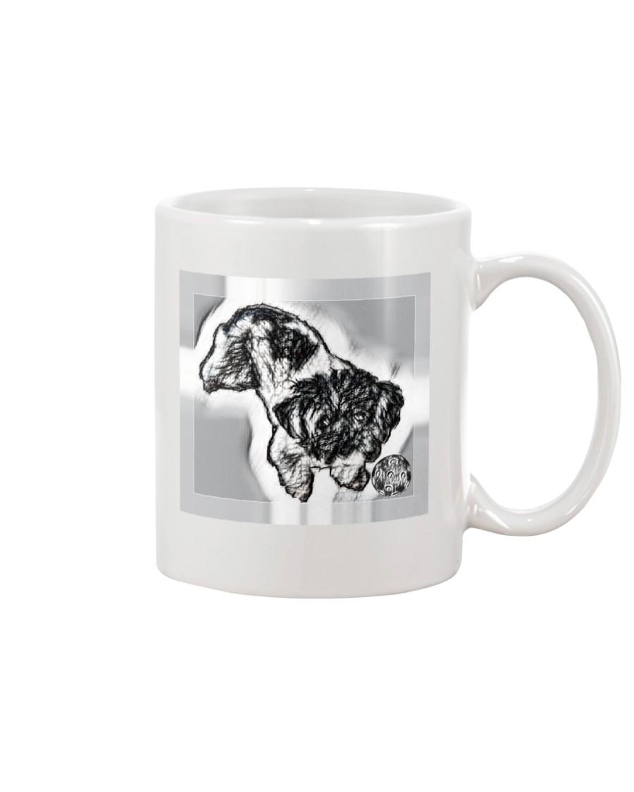 Puppy Pickleball Mug Mug
