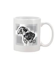 Puppy Pickleball Mug Mug front