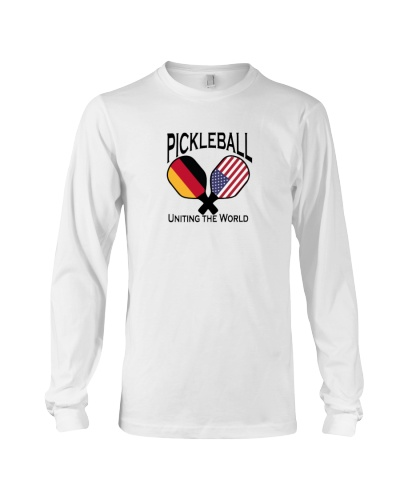 Pickleball Uniting the World-USA and Germany