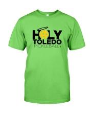 Holy Toledo Pickleball  Classic T-Shirt front