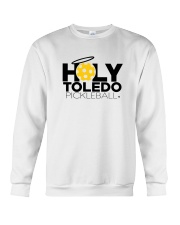 Holy Toledo Pickleball  Crewneck Sweatshirt thumbnail