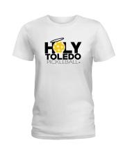 Holy Toledo Pickleball  Ladies T-Shirt thumbnail
