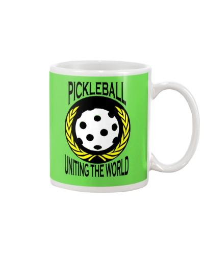 Pickleball Uniting the World
