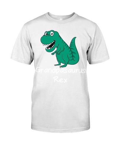 Dinosaur Fathers Day Gift Grandpasaurus Rex
