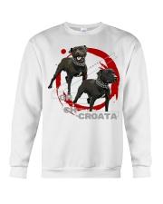 GR CH CROATA BIS ROM Crewneck Sweatshirt thumbnail