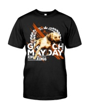 GR CH MAYDAY ROM Classic T-Shirt front