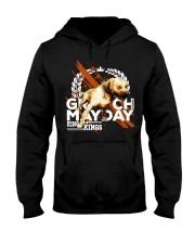 GR CH MAYDAY ROM Hooded Sweatshirt thumbnail