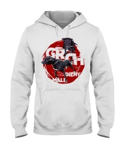 GR CH MALI DIZNY ROM Hooded Sweatshirt tile