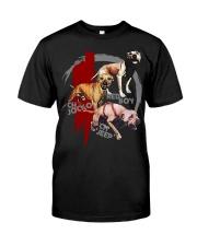 RBJJ Classic T-Shirt front