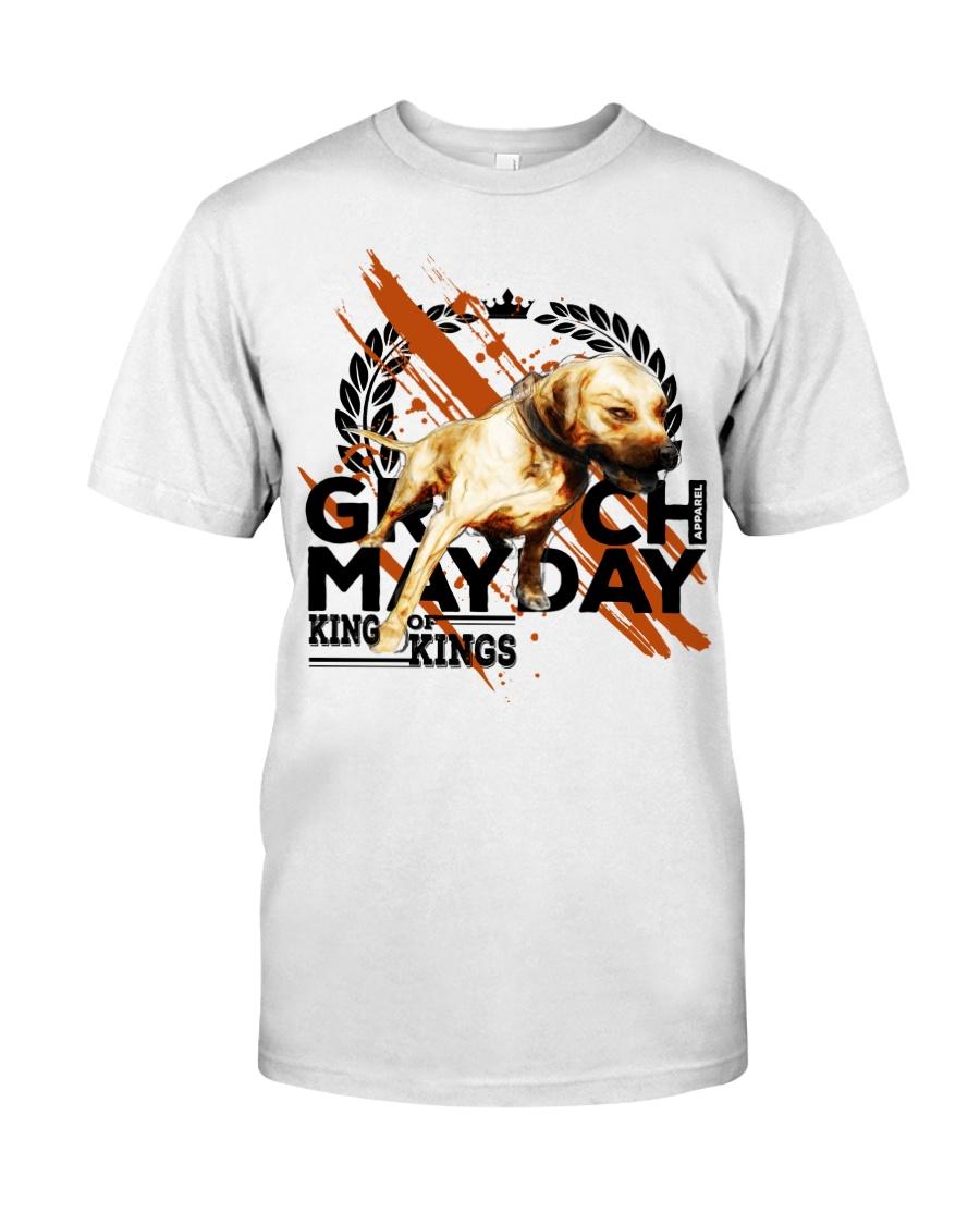 GR CH MAYDAY ROM Classic T-Shirt