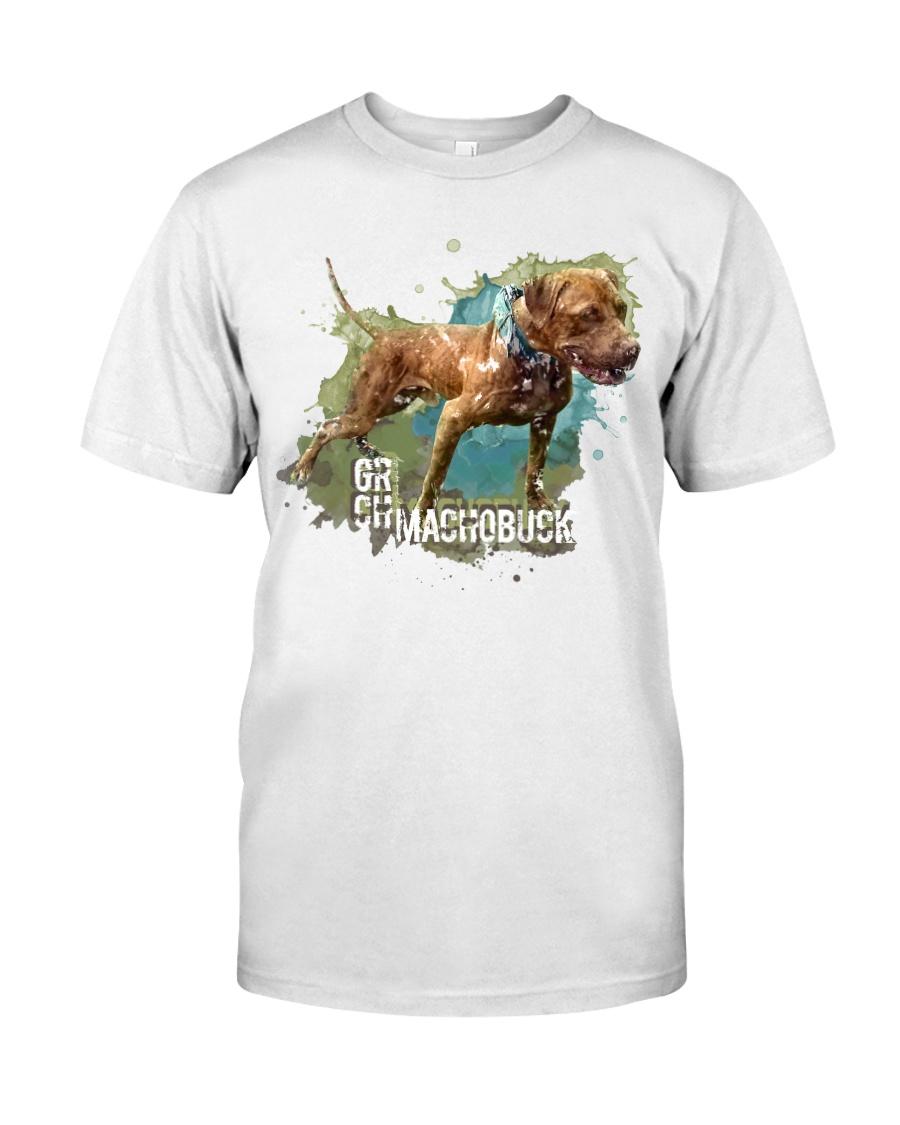 GR CH MACHOBUCK ROM Classic T-Shirt