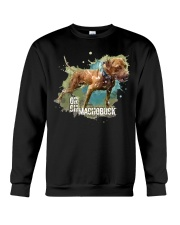 GR CH MACHOBUCK ROM Crewneck Sweatshirt thumbnail