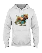 GR CH MACHOBUCK ROM Hooded Sweatshirt thumbnail