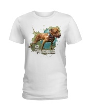 GR CH MACHOBUCK ROM Ladies T-Shirt thumbnail