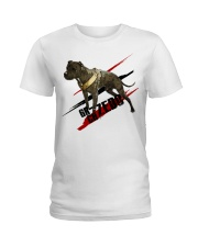GR CH ZEBO ROM Ladies T-Shirt tile