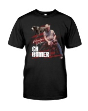CH HOMER ROM Classic T-Shirt front