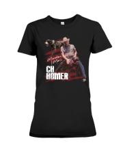 CH HOMER ROM Premium Fit Ladies Tee thumbnail
