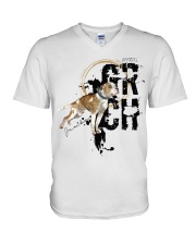 GR CH JUMBO ROM V-Neck T-Shirt thumbnail