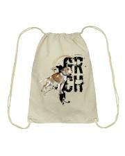 GR CH JUMBO ROM Drawstring Bag thumbnail