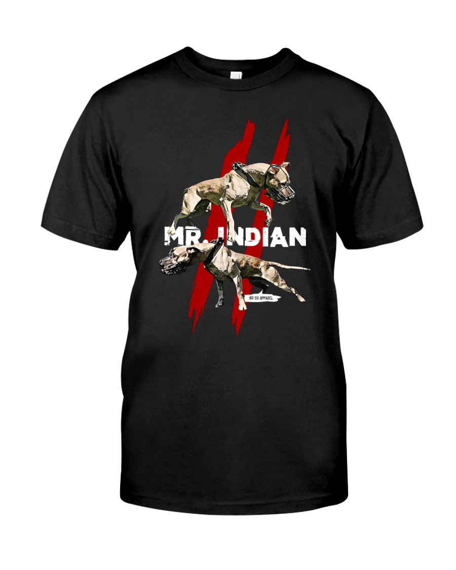 MR INDIAN ROM Classic T-Shirt