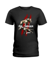 MR INDIAN ROM Ladies T-Shirt thumbnail