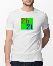 2b2t Old Logo Classic T-Shirt lifestyle-mens-crewneck-front-13