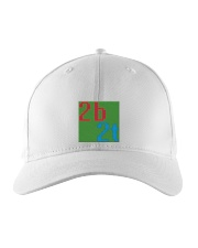 2b2t Old Logo Embroidered Hat thumbnail