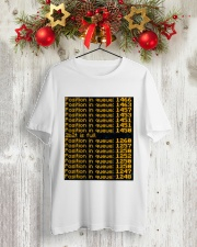 2b2t Queue Tee Classic T-Shirt lifestyle-holiday-crewneck-front-2