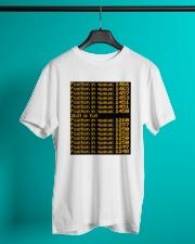 2b2t Queue Tee Classic T-Shirt lifestyle-mens-crewneck-front-3